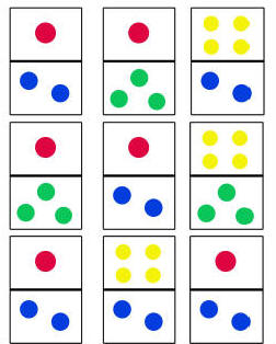 Dominoes printable