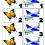 Toddler Game: Counting Butterflies and Planes