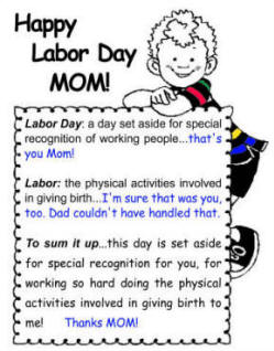 Toddler Labor Day activities: card f…