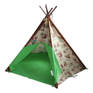 Group/Party Activities: Toddler Play Tent Extravaganza!