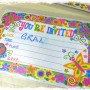 Reusable Party Invitations