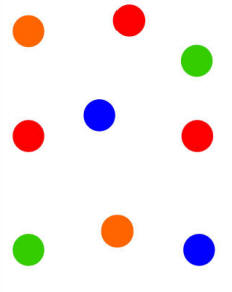 Have fun with this toddler game to connect the big dots.