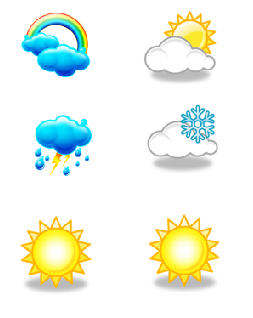 Toddler Activities, Crafts, Games www.toddlertoddler.com: Weather Forecast Fun