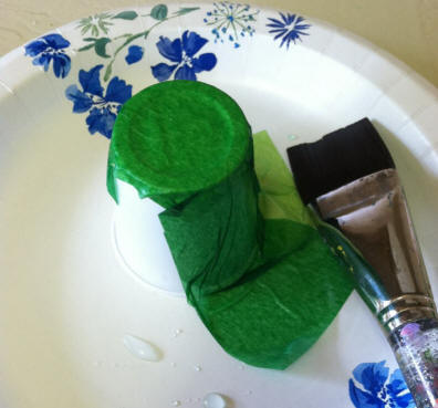 Toddler activities, crafts: Easy Little Leprechaun Hat for St Patricks Day!