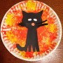 toddler halloween cat craft