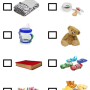 Toddler Packing List Activity