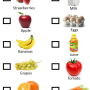 Toddler Grocery Checklist – Updated!